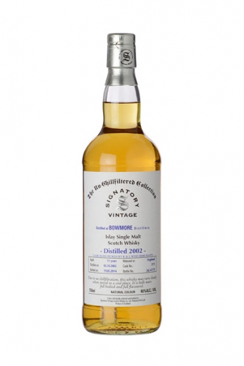 Bowmore Bottle Shot