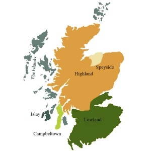 Signatory Map